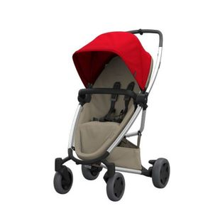 Quinny Buggy Zapp Flex Plus Red on Sand