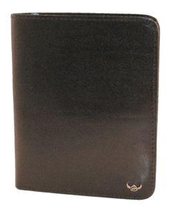 Golden Head Kombischeintasche Hoch 9  Kreditkartenfächer RFID Colorado RFID Protect Leder Medium 12,5 x 10,5 x 1 cm (H/B/T) Herren Geldbörsen