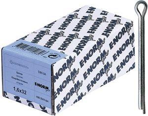E-NORMpro Senkschrauben Innensechskant DIN 7991 8.8 galZn 5x40 HP (Inh.50 Stück)