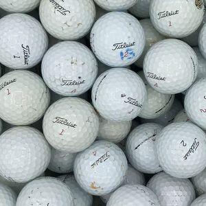 100 Titleist Pro V1 / V1X Crossgolf / Practise Lakeballs / Golfbälle