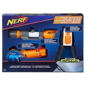 """Nerf N-Strike Modulus Zubehör-Set """"Weitschuss"""" B1537EU4"""