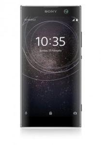 Sony Xperia XA2 schwarz, Farbe:Schwarz