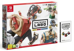Nintendo Labo - Toy-Con 03 Fahrzeug-Set - Nintendo Switch