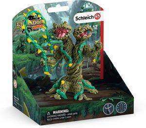 SCHLEICH 42513 Pflanzenmonster mit Waffe Eldrador Creatures, Spielzeug ab 5 Jahren