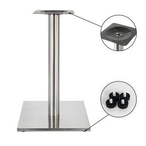 Tischuntergestell 72CM Unterstellfuß Schreibtischbein Tischgestell Tischkufe Tischbeine Set Tischfüße Boxenständer Gestell