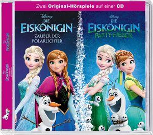 Disney: Die Eiskönigin - Partyfieber/Zauber der Polarlichter