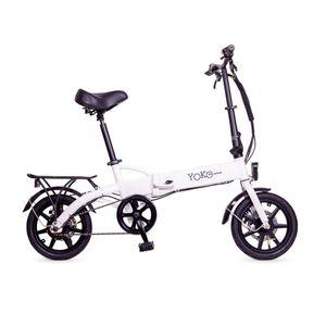 "Yoko Premium - 14"" E-Faltrad, E-Bike, Pedelec, 36V / 9Ah / 40km Akku-Reichweite, 250W Motorleistung"