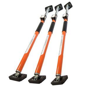 SCHMIDT security tools 3x Türspanner 65-115 cm Türzargenzwinge Zargenspanner Türspreize
