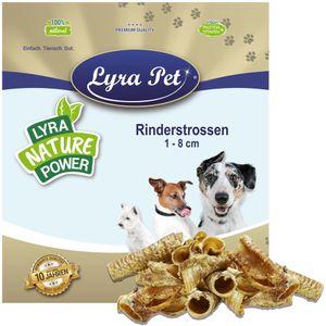 5 kg Lyra Pet® Rinderstrossen 1 - 8 cm