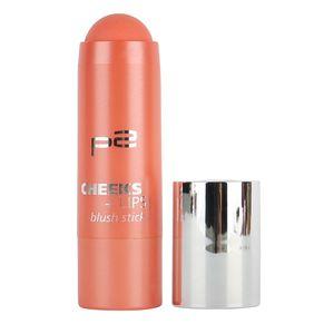 P2 Make-up Teint Rouge Cheeks Lips Blush Stick 833327, Farbe: 010 Macaron, 6 g