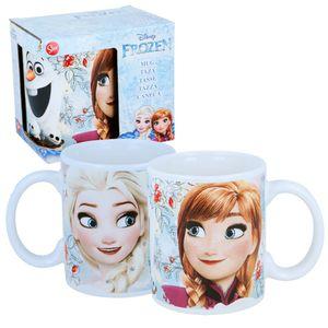 Tasse Anna & Elsa | Disney Frozen II | 325 ml | Keramik | In Geschenkbox