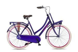 28 Zoll Hollandfahrrad Damen Altec Urban Single Speed Mint 50 cm Rahmengröße