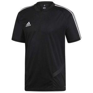 Adidas Tiro 19 Training Jersey Long Black / White S