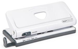 RAPESCO Mehrfachlocher für Terminplaner Stanzleistung: 10 Blatt weiß