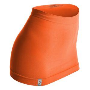 Kidneykaren Nierenwärmer - sunny orange + giftcard, Größe:M