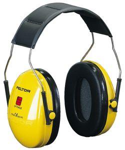 3M Peltor Komfort Kapsel Gehörschutz H510AC gelb / schwarz