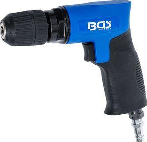 BGS technic Druckluft-Bohrmaschine   mit 10 mm Schnellspann-Bohrfutter   rechtsdrehend