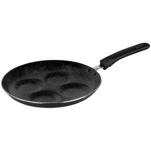 Bratpfanne Eierpfanne SPIEGELEIPFANNE Pancake marmoriert Pfannkuchenpfanne 24 cm