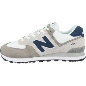 New Balance Sneaker low grau 44