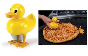 Duck Duck Ente Pizzaschneider