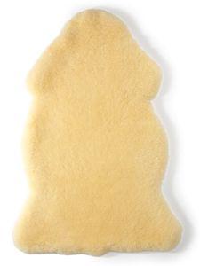 Hofbrucker Baby Lammfell gold-beige geschoren, Größe:90-100