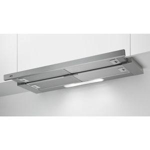 AEG Flachschirm-Dunstabzugshaube / Abluft oder Umluft / 90cm / Kurzhubtasten DPB3931M