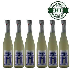 Secco Pfalz Riesling und Kerner Weingut Krieger halbtrocken (6 x 0,75l)