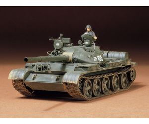 Tamiya 1:35 Russischer Kampfpanzer T-62A (1)