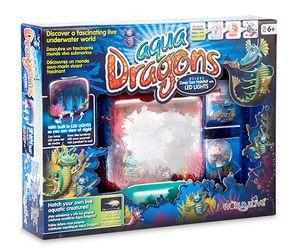 Aqua Dragons 4003 Unterwasserwelt, Deluxe-Tiefsee-Aquarium mit LED-Leuchten