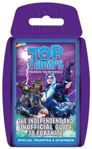 Top Trumps The Independent And Unofficial Guide To Fortnite Kartenspiel Quartett Karten Spiel