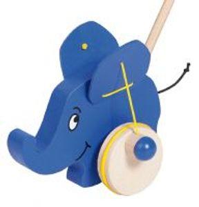 Helga Kreft Schiebetier Elefant