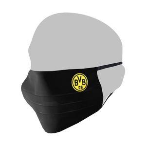 BVB 09 BVB-MNS Maske schwarz schwarz -