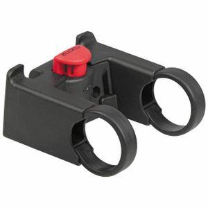 KlickFix Lenkeradapter Oversize Ø31,8mm black