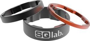 SQlab Spacer Set 1 1/8 2,5/5/10mm