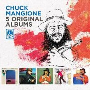 Mangione,Chuck-5 Original Albums