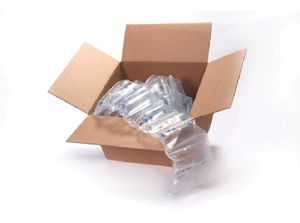 20 Meter Luftpolsterkissen Luftkissen Luftmatte Verpackungsmaterial Paket