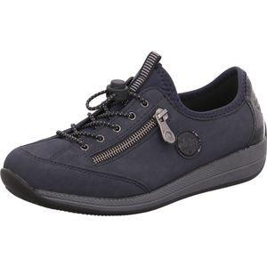 Rieker Sneaker  Größe 42, Farbe: pazifik/black/navy