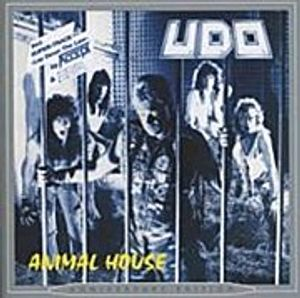 U.D.O.-Animal House (Re-Release+Bonus)