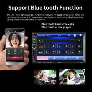 7018g 7 \'\' hd touchscreen auto gps navigation mp5 audio fm radio player schwarz