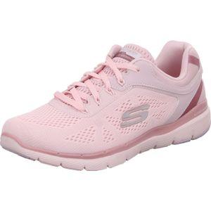 Skechers Flex Appeal 3.0 Moving fa Damen Sneaker in Rosa, Größe 39