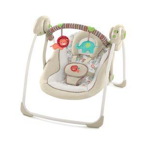 Ingenuity Ingenuity™ Portable Swing in Cozy Kingdom™ Schaukel; 60194