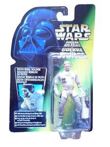 HASBRO Star Wars Hist. Figur Hoth Rebel Soldier