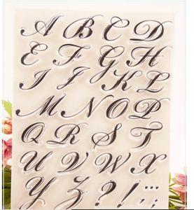 Fondant Ausstecher Buchstaben Zahlen Werkzeug für Formen Ausstechformen Cutter-H01