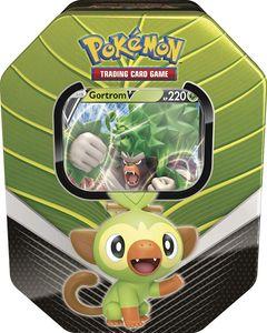 Pokemon Sammelkarten Tin 82 Dose Gortrom