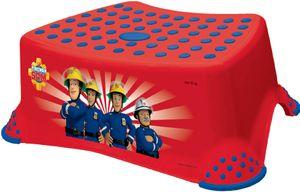 """keeeper kids Tritthocker tomek """"Fireman Sam"""" rot mit Aufdruck"""