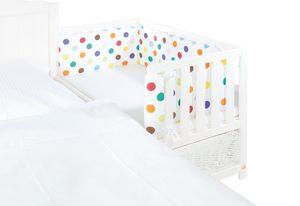 Nestchen für Anstellbettchen 'Dots'