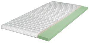 Breckle Komfortschaum-Topper Simply, Größe:100x220 cm (Sondergröße)