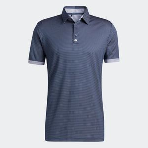 Adidas Equipment Two-Tone Mesh Polo Shirt Herren Navy Weiß, Größe:XS
