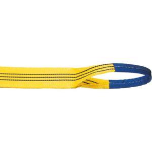 Schlaufenband 90x7 mm gelb Tragf. 3000 kg Länge 2m