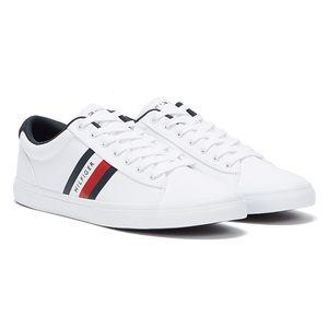 Tommy Hilfiger Harrisa Herren Sneaker in Weiß, Größe 44